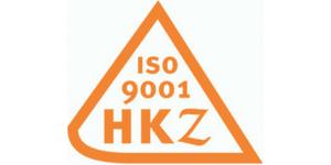Rugkliniek Alkmaar is HKZ ISO 9001 gecertificeerd
